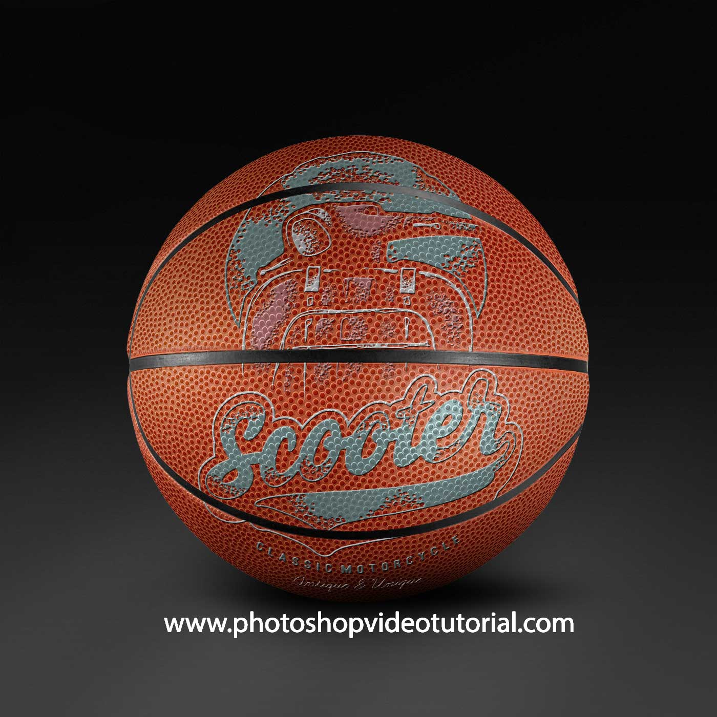 Basketball Design Mockups