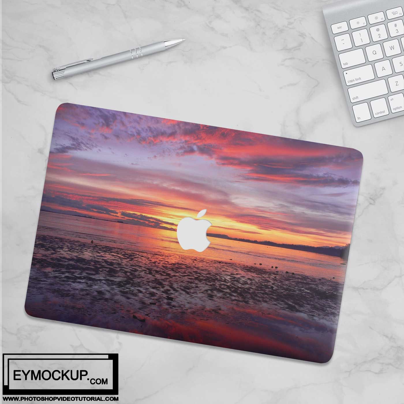 Macbook Mockup Template