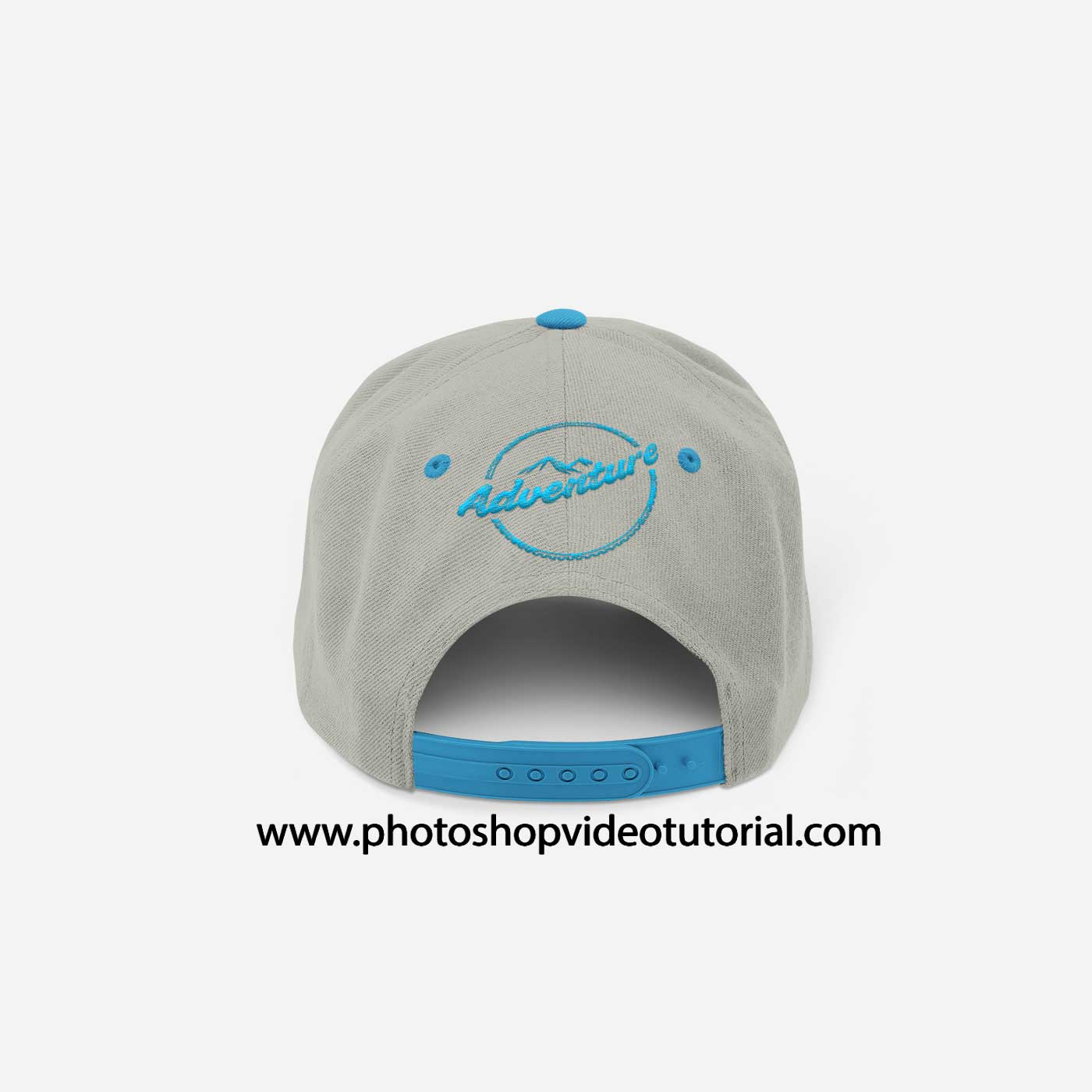 Label Exhibition Cap Mockup