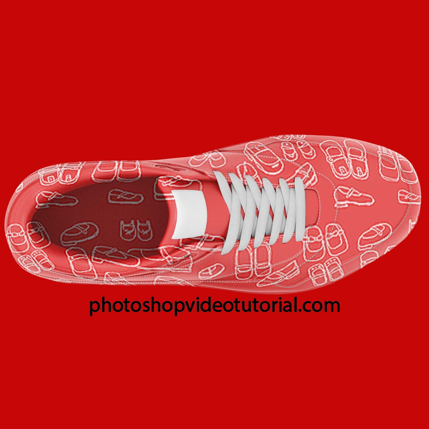 Free Shoes Mockup