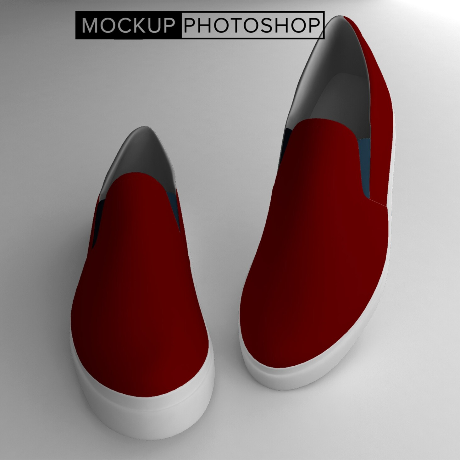 Loafer Shoes Mockups