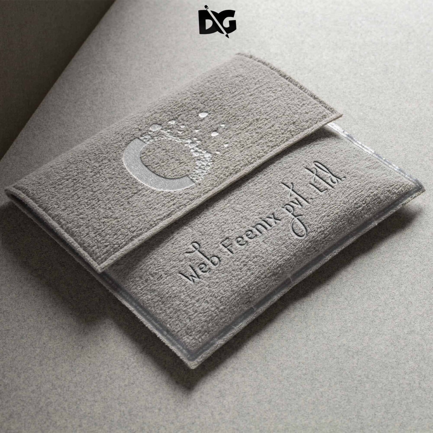 Cards Pouch Design Mockups