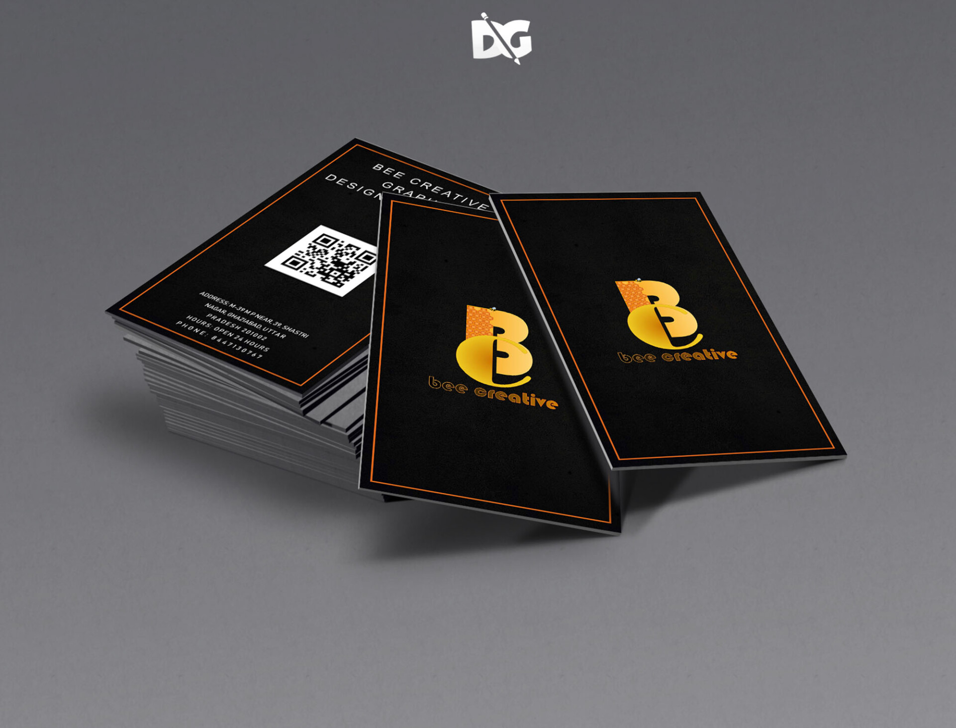 Business Cards Mock-ups