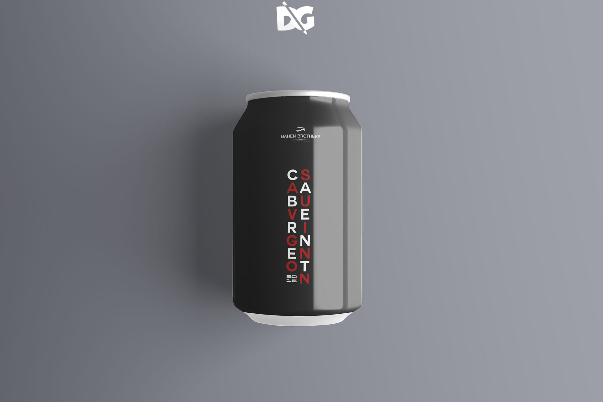 Soda Can Label Mockups