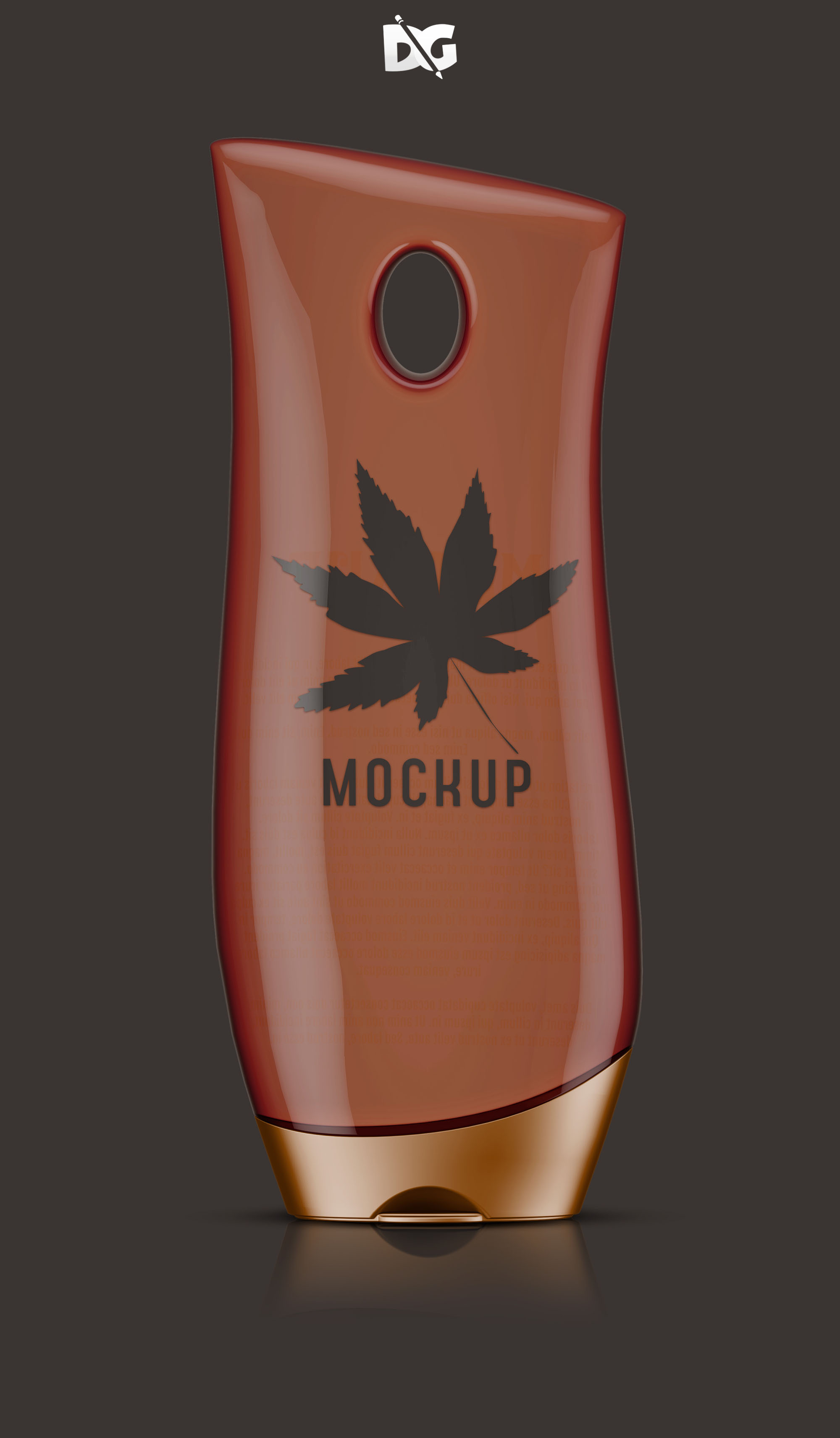 PSD Shampoo Bottle