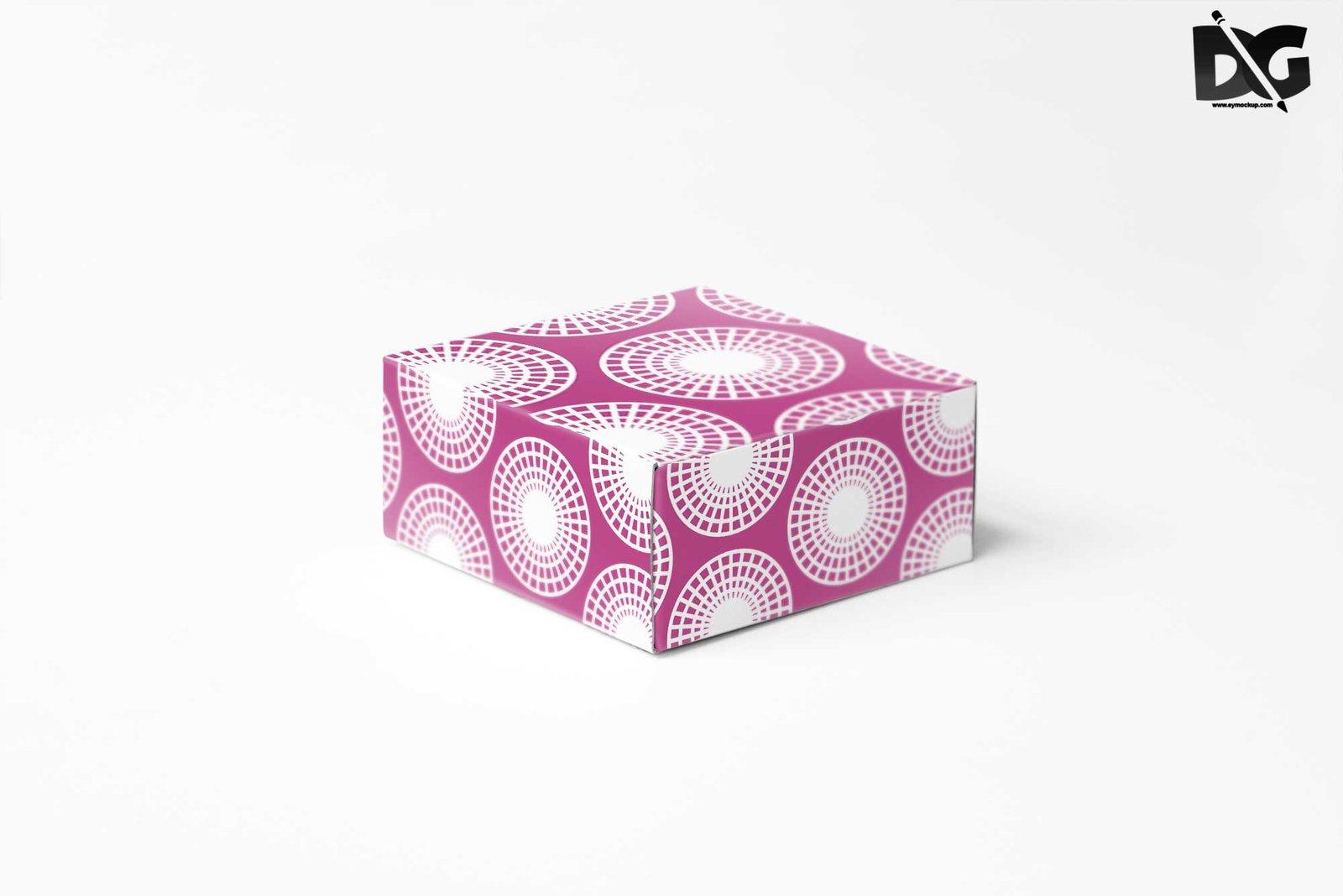 Box Design Mockups