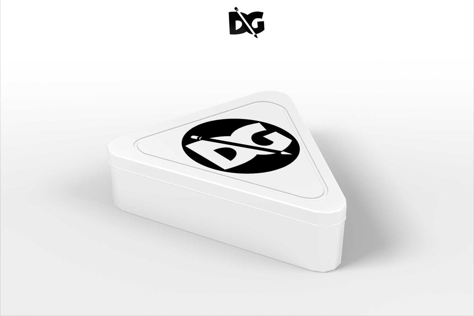 Packaging Logo Mockup