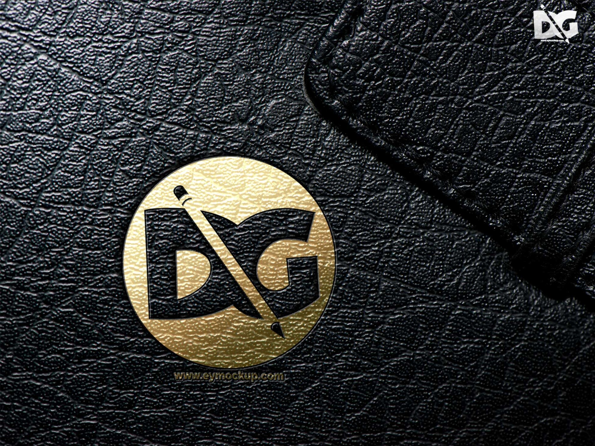 Leather Gold Logo