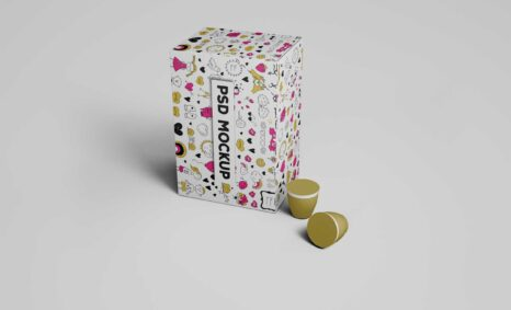 Free Mock-ups Candy Packaging