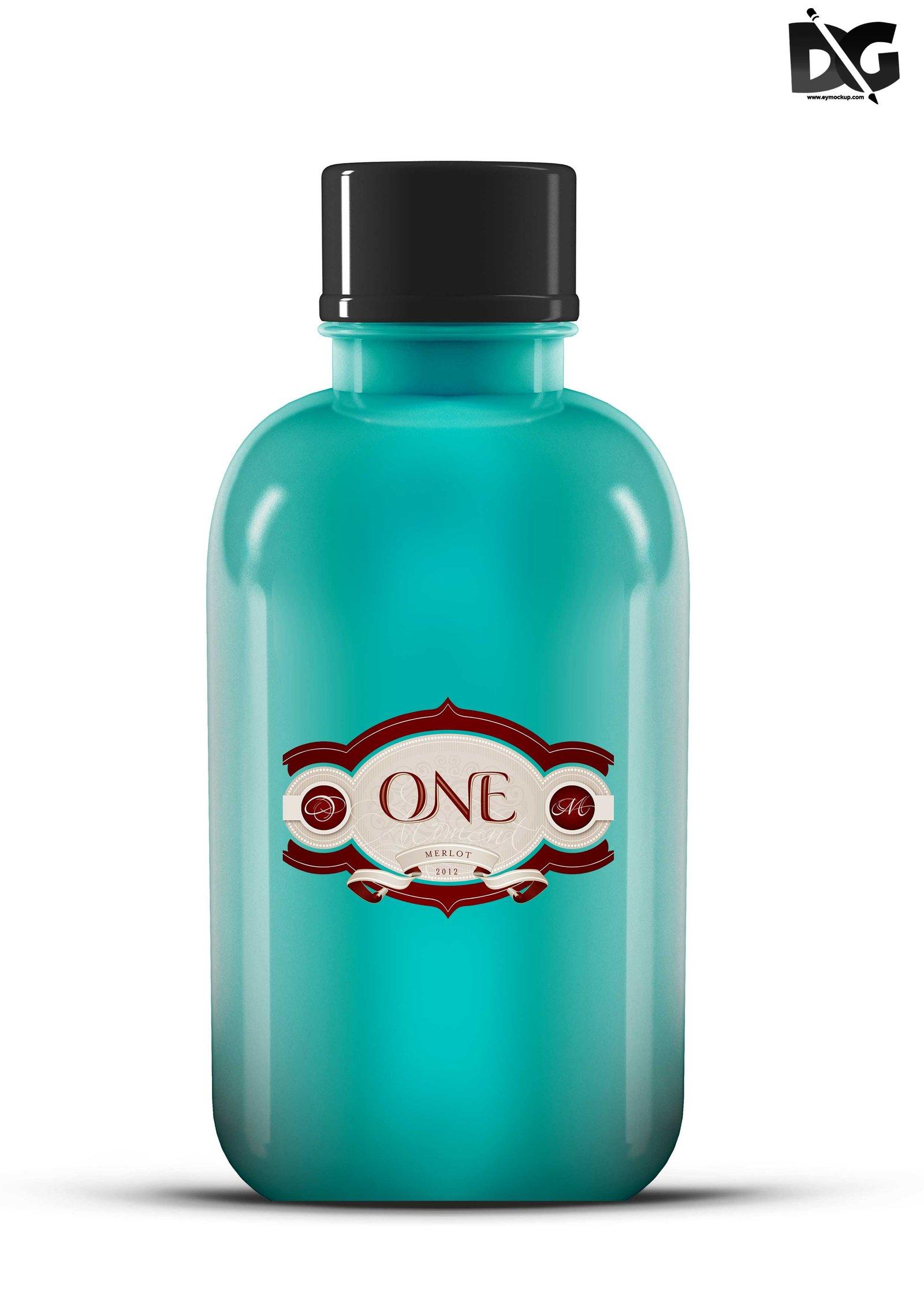 Bottle Label Mockup