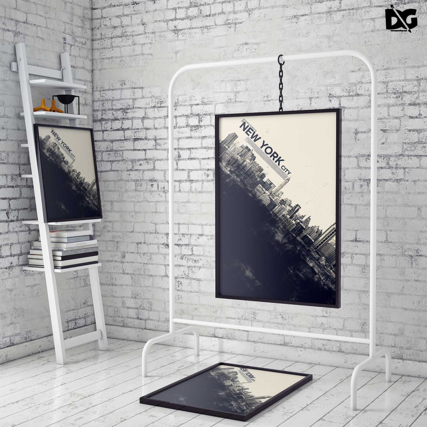 Posters PSD Mockups