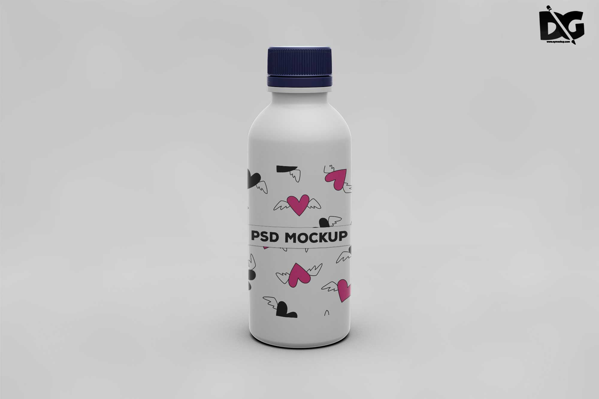 Bottle PSD Mockups