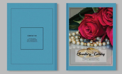 Free Download Catalogue Brochure Template