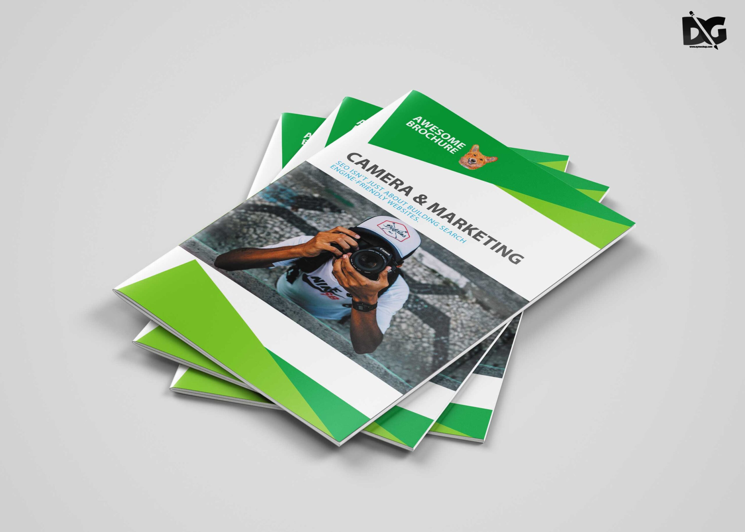 Awesome Creative Brochure Template