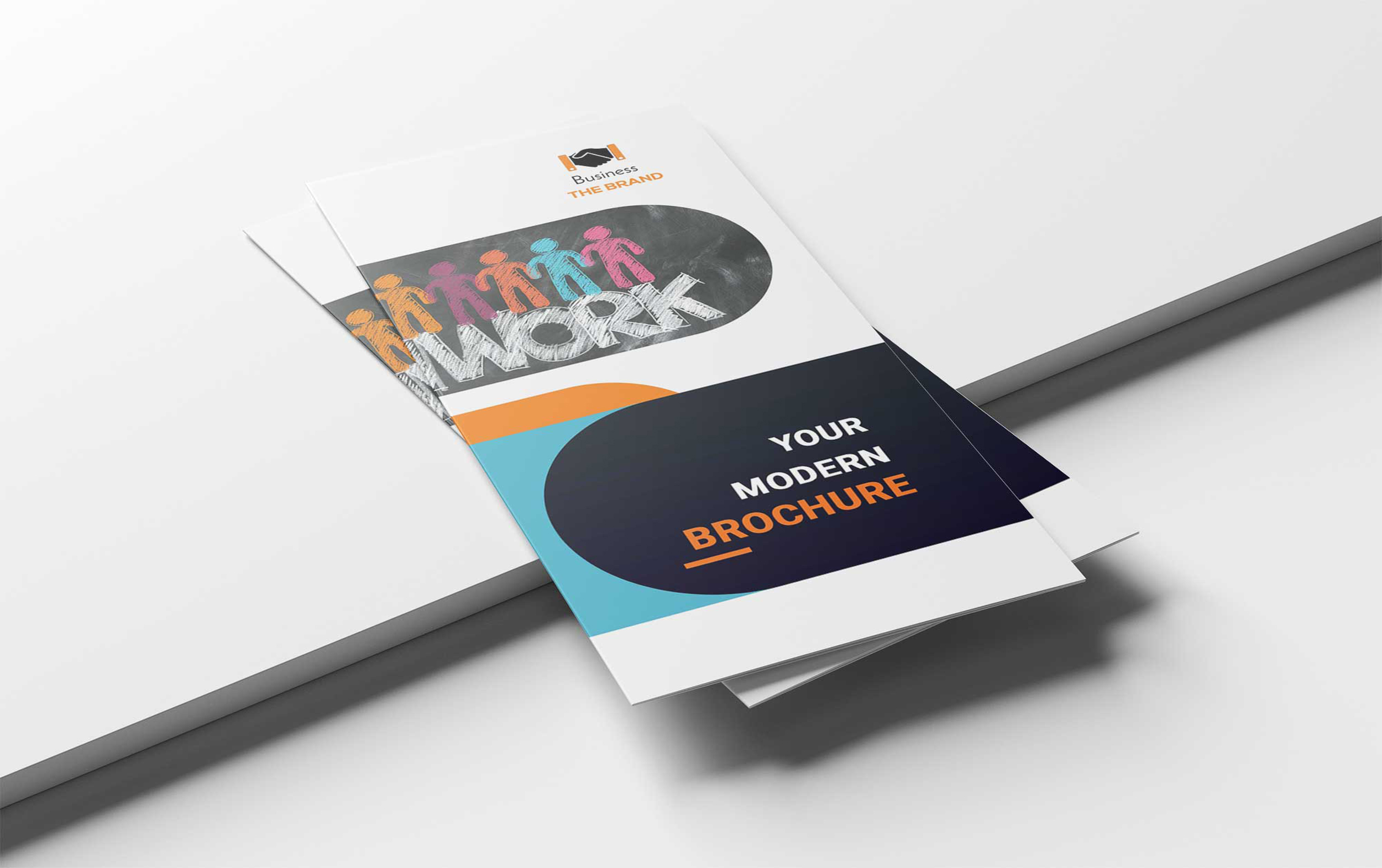 Corporate Tri Fold Psd Brochure Template Psd Design Resources