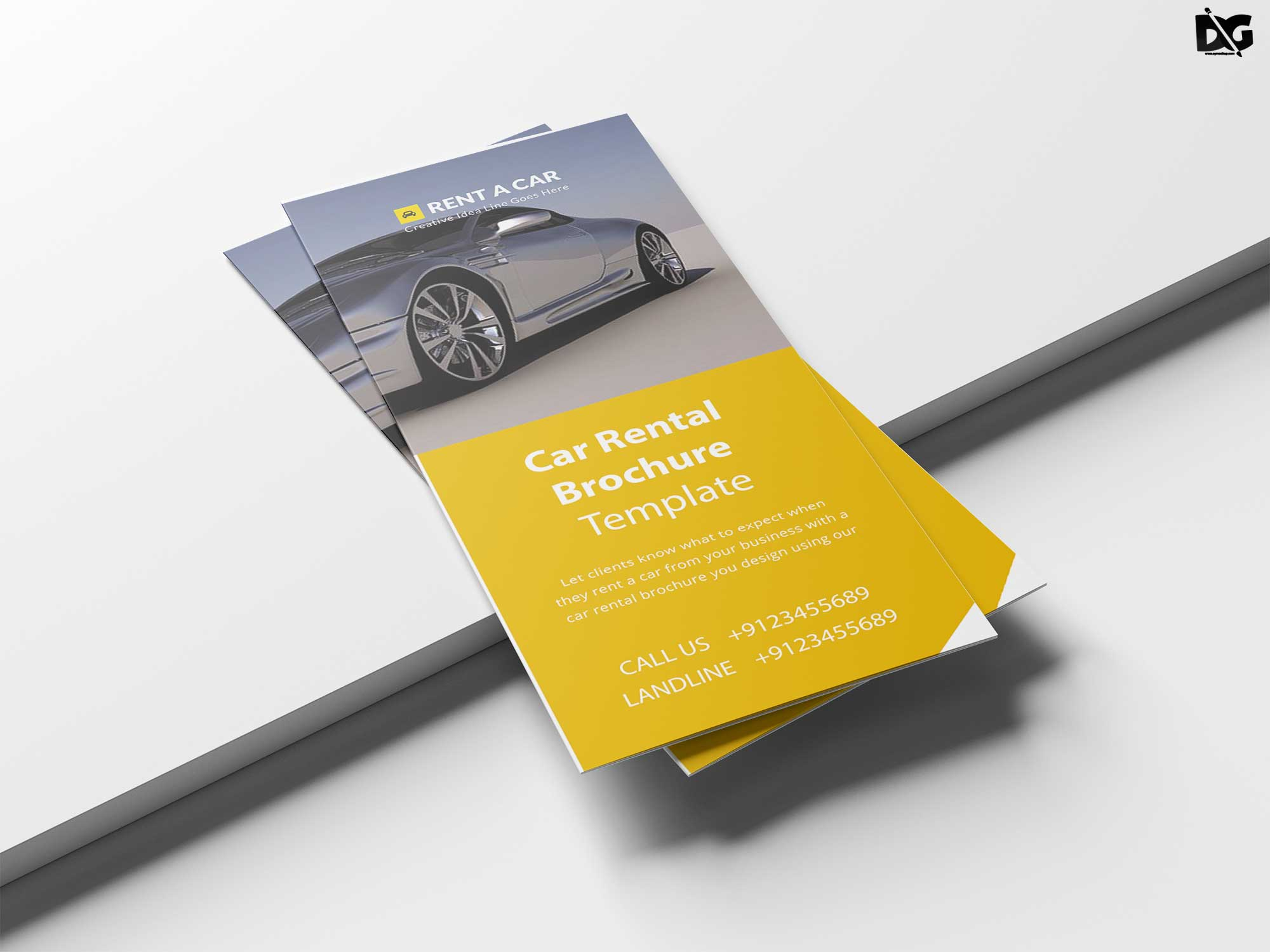 Free Auto Dealer design assests