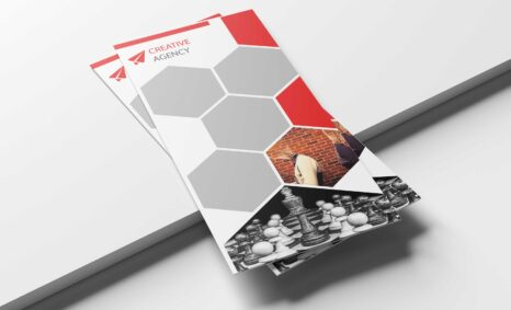 Free Download Corporate Tri-Fold PSD Template