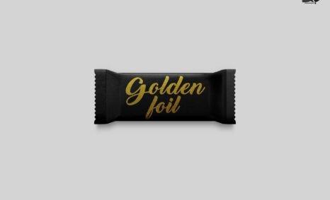 Free Chocolate Packaging PSD Mockup