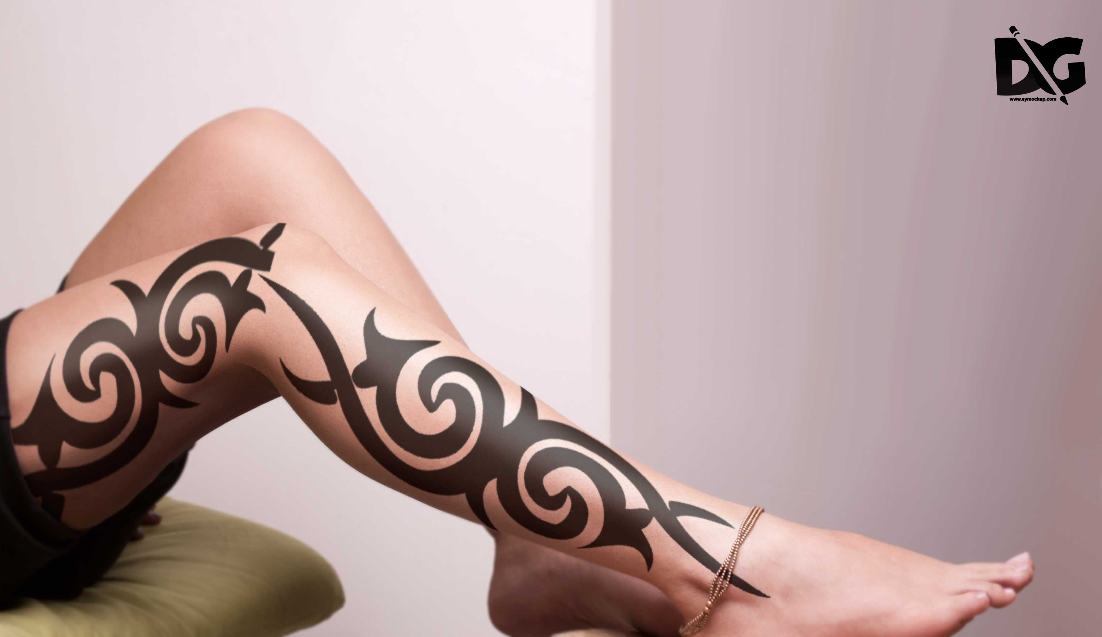 Tattoo PSD Mockup