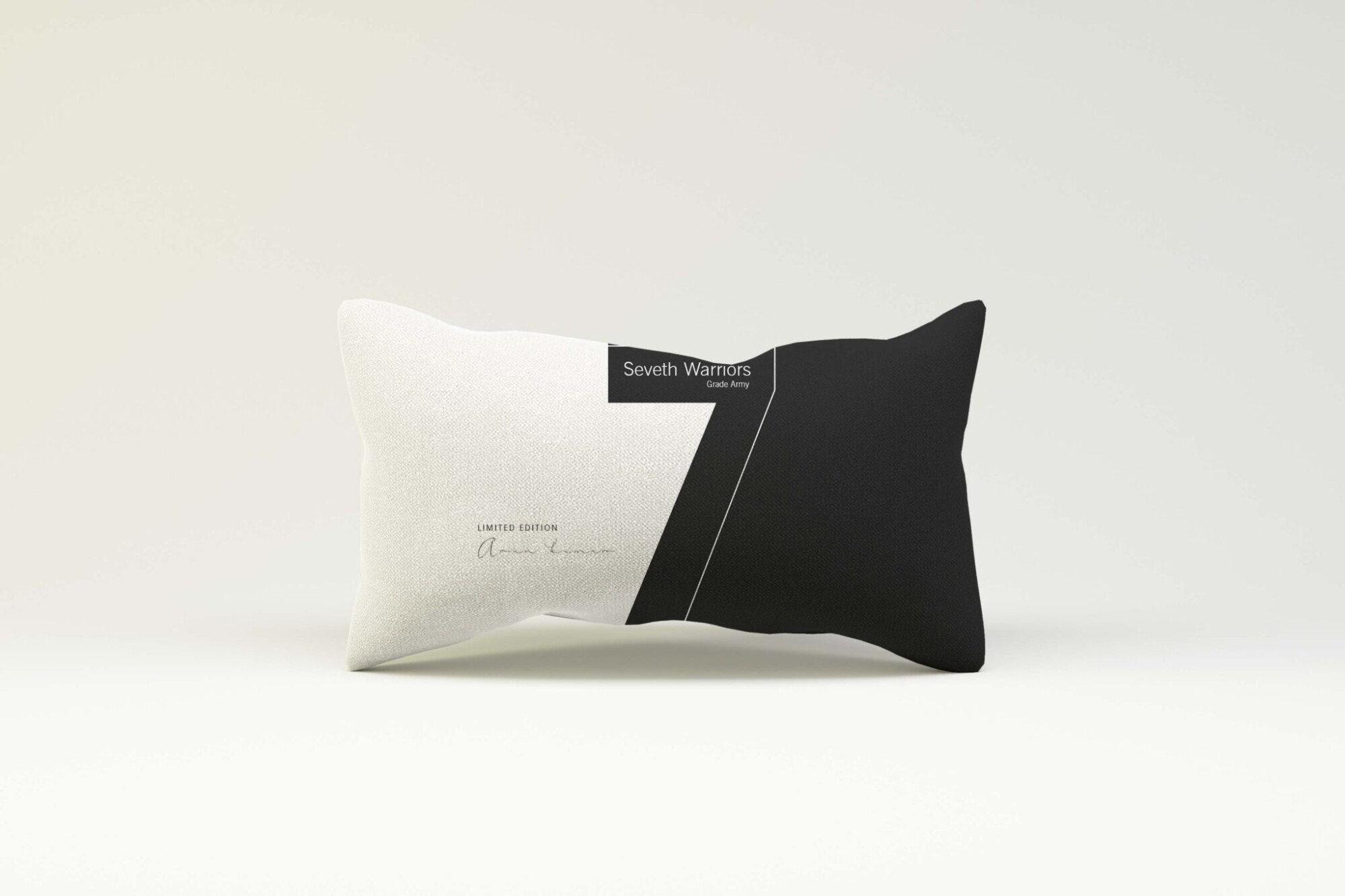 Premium Modern Pillow Design Mockup