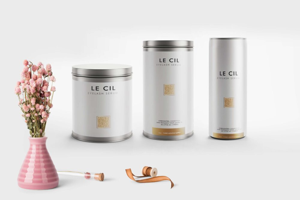 Food Packaging Can Mockup