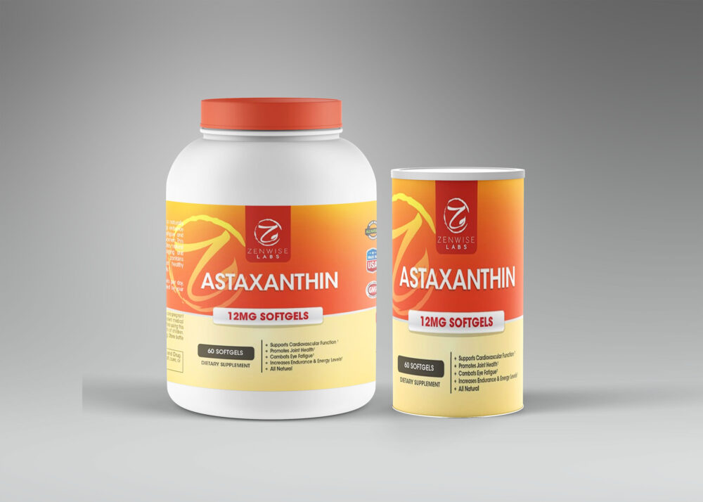 Protein Supplement Mockup