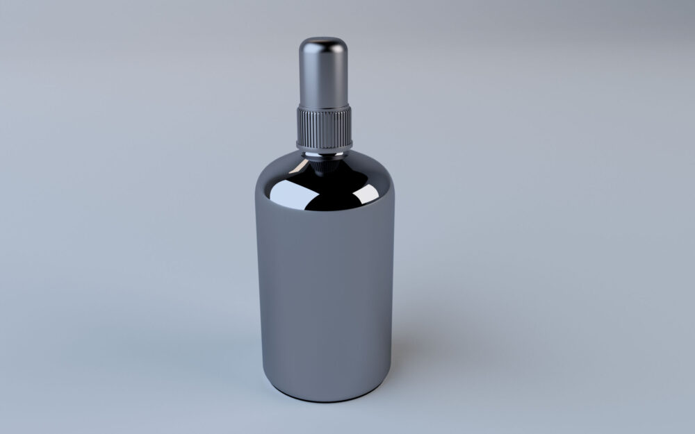 Deo Bottle Model