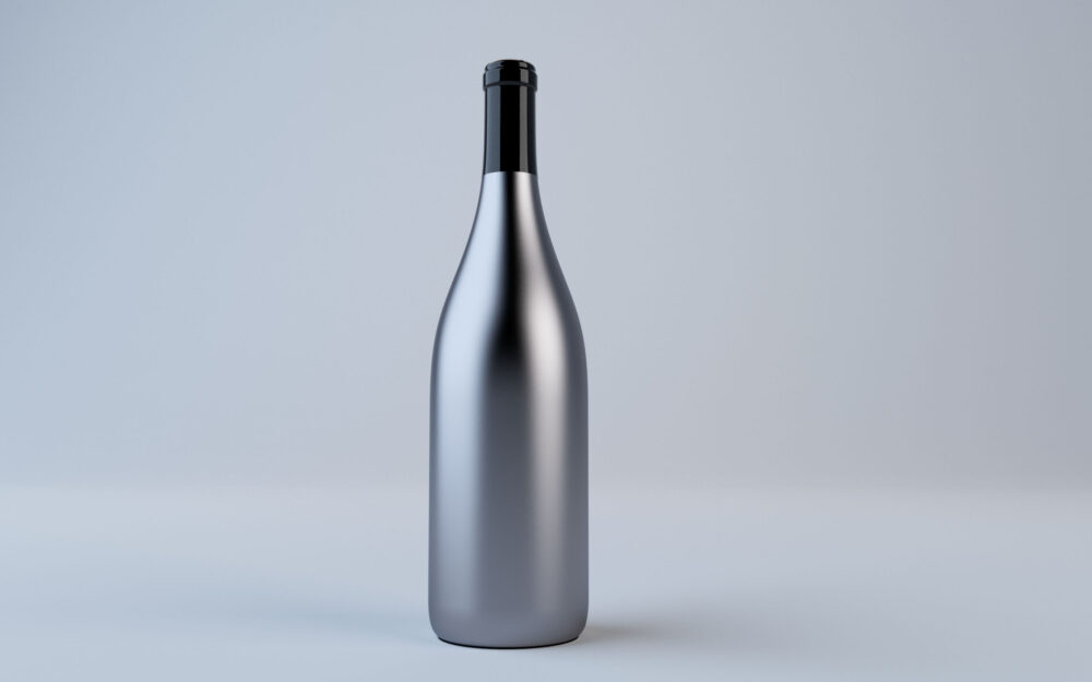 Download Metal Bottle Model