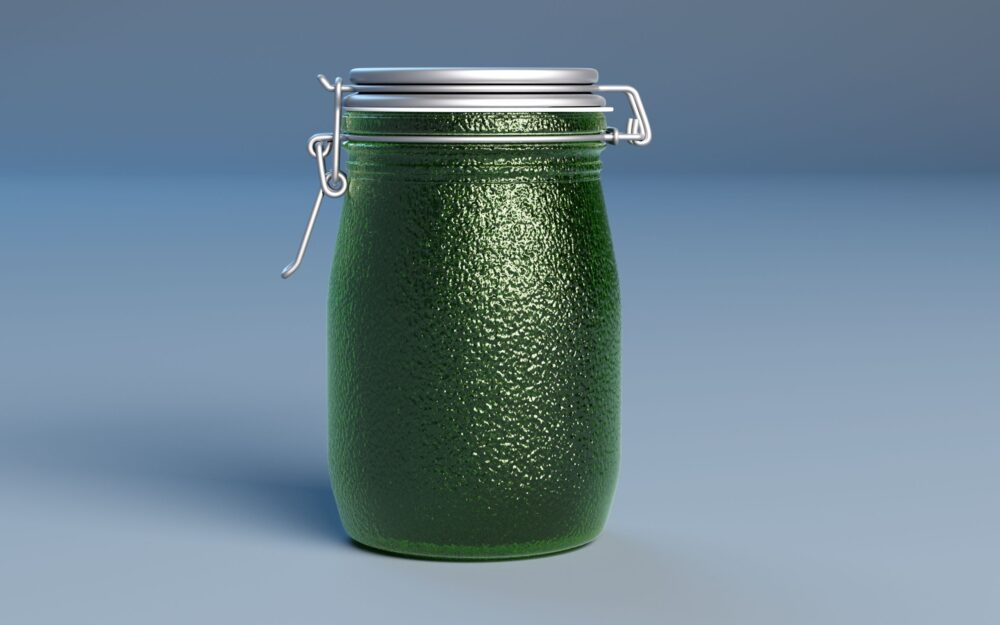 Pickle Bottle Model