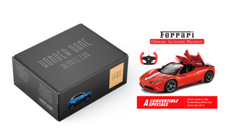 Car Packaging Mockup