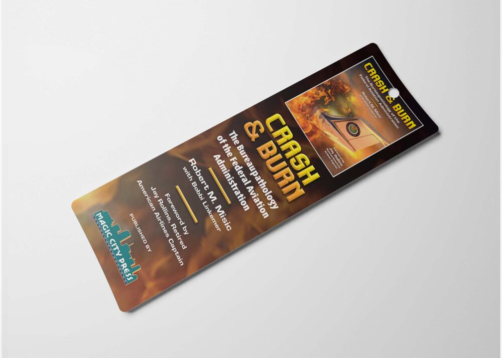 PSD Bookmark Design Mockup