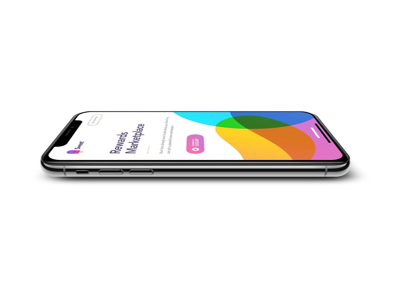 Premium iphone Mockup