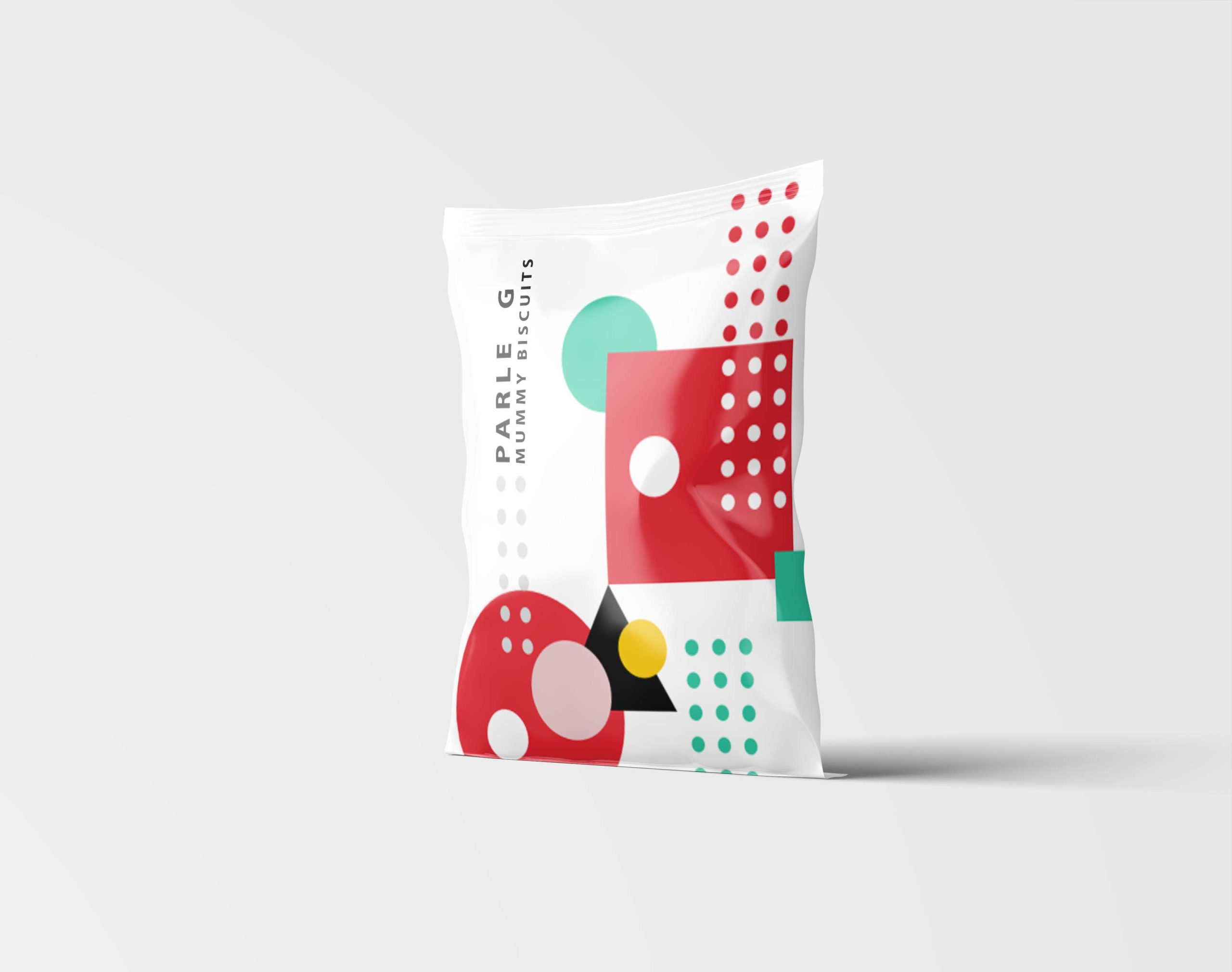 Toffee Pouch Mockup