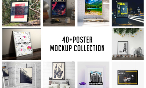 Poster Mockup Collection