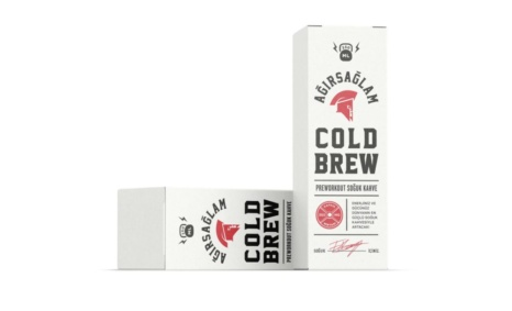 Cold Brew Packaging Mockup