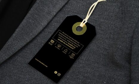 Simply Awesome tag mockup