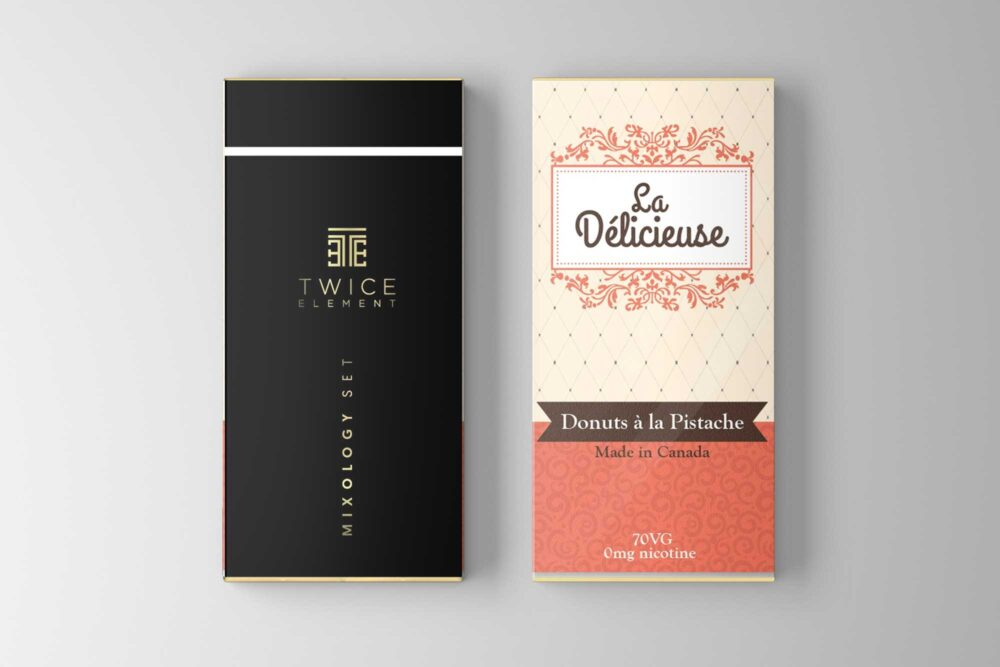 Tasty Packet Mockup